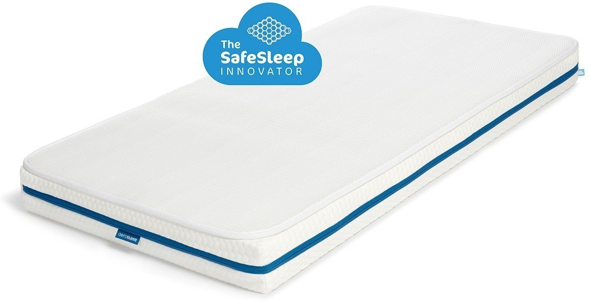 Sleep Safe Pack Evolution - Kindermatras als beste getest! Maat: 60 x120 (ledikant)