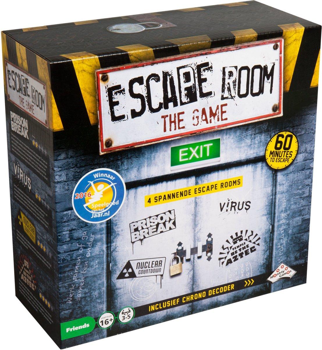 Escape Room The Game spel - Gezelschapsspel