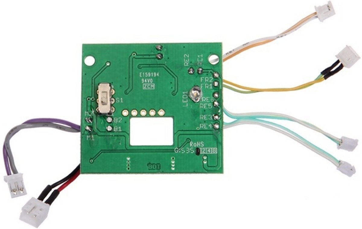 Carrera Digital 124 decoder