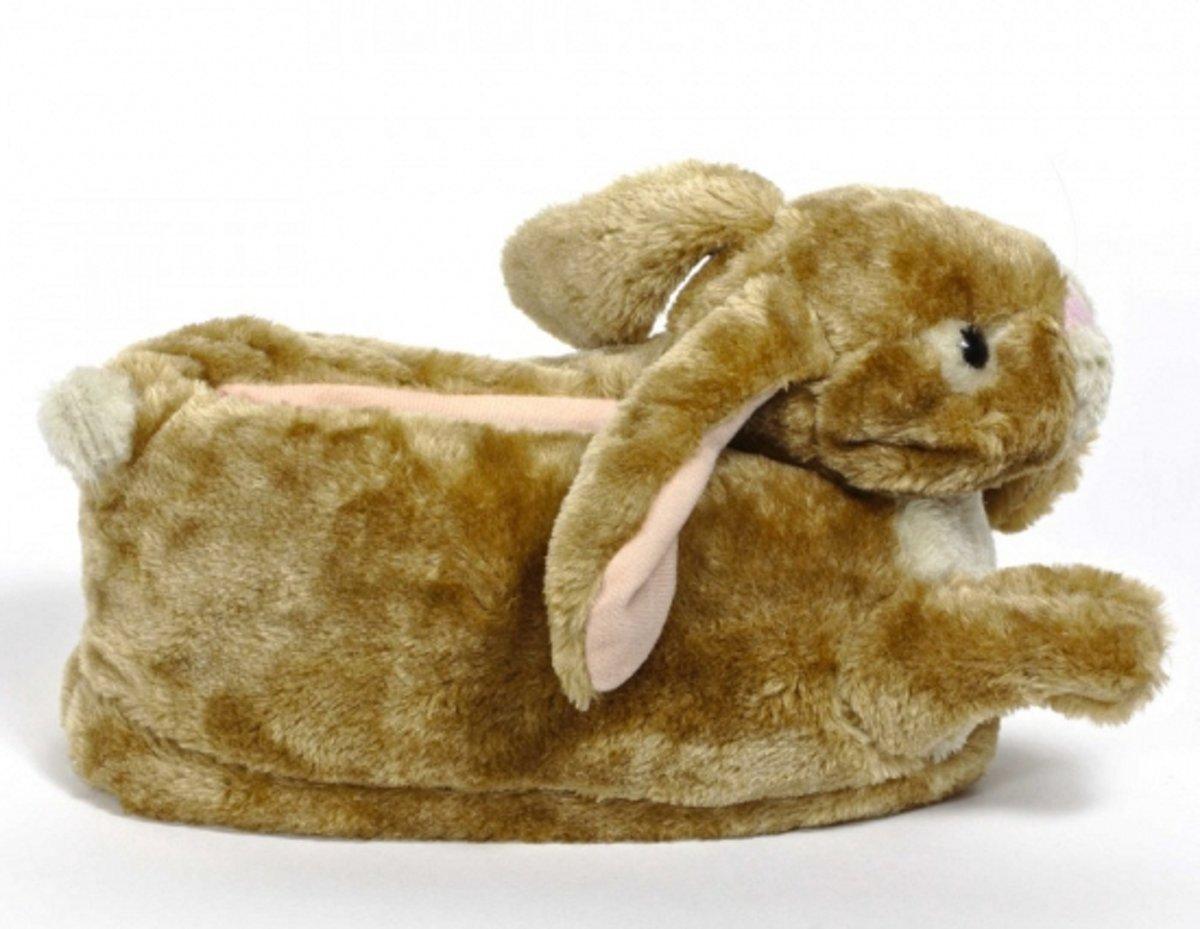 Animaux Adultes Pantoufles Bunny fBtY3rPX