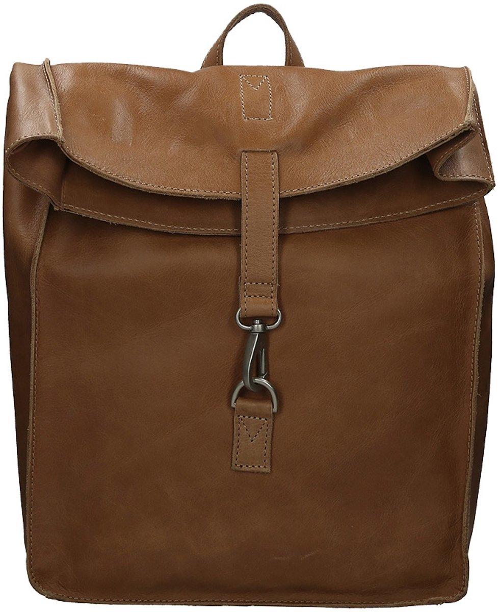 d5faa30686e ... Cowboysbag Backpack Doral 15 inch Rugzak - Camel - Cowboysbag ...