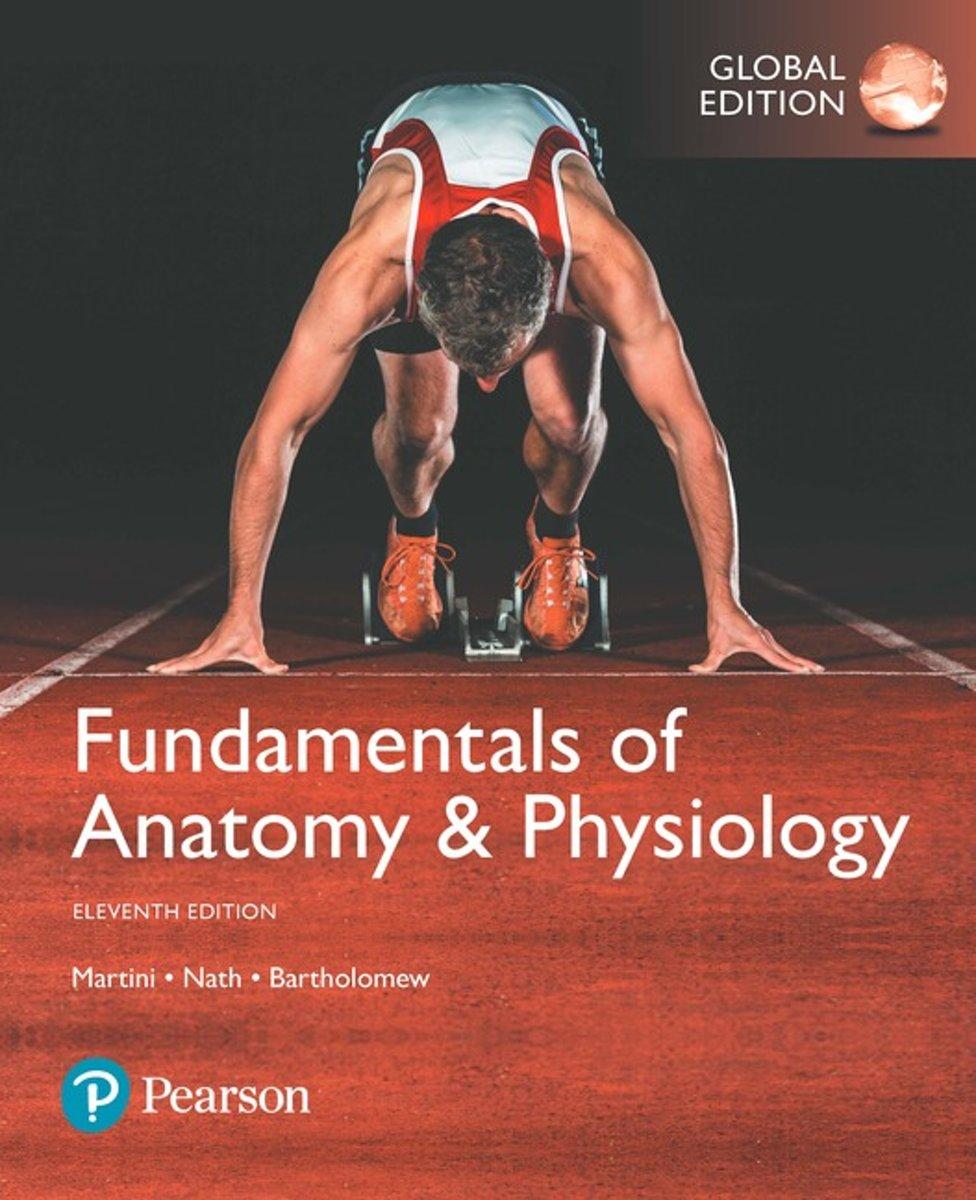 bol.com | Fundamentals of Anatomy Physiology G | 9781292229867 ...