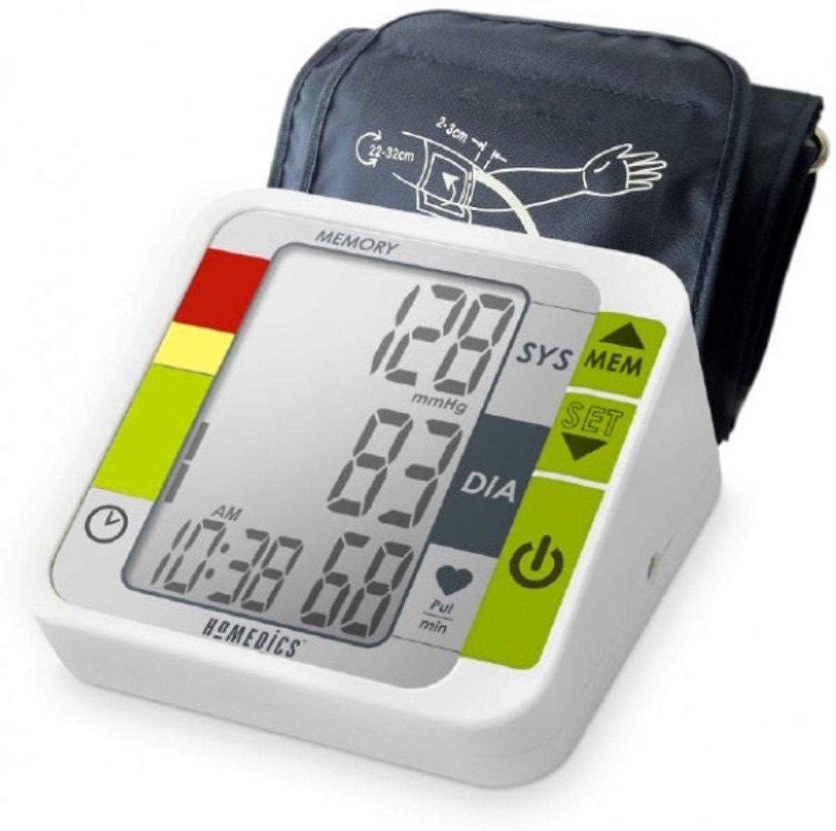 HoMedics BPA-2000-EU Automatic Bovenarm Bloeddrukmeter