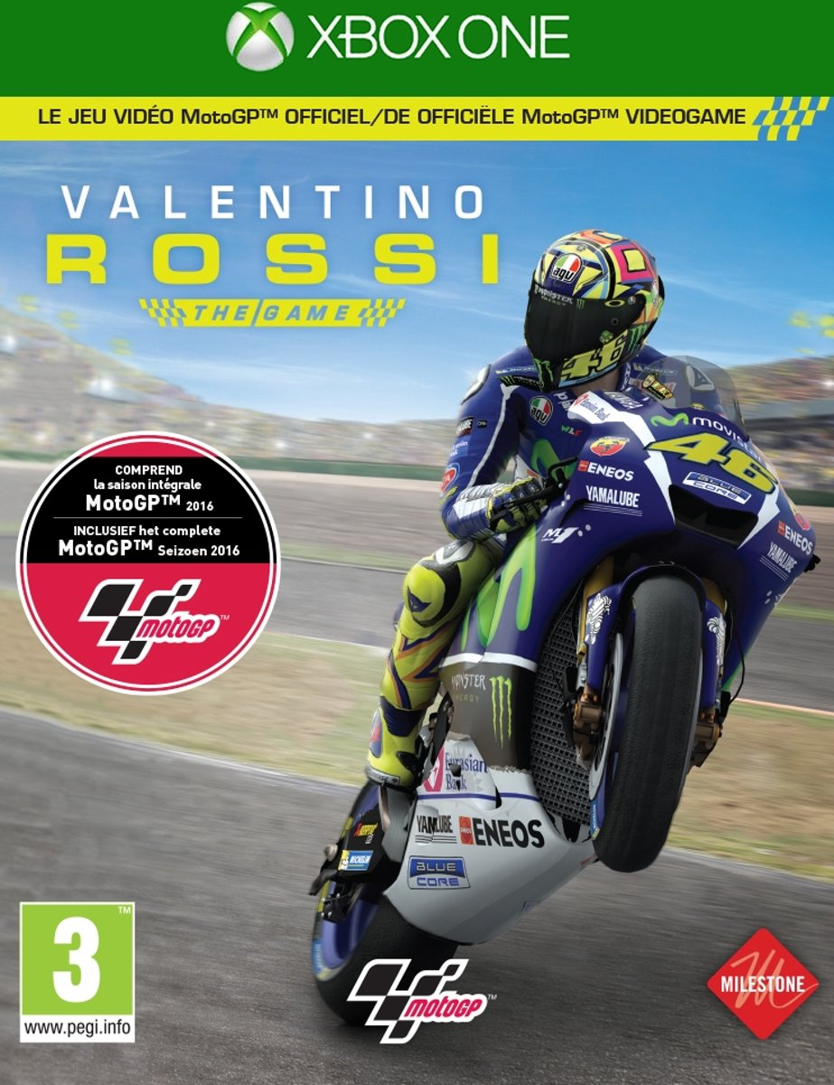 MotoGP 16 - Valentino Rossi: The Game Xbox One