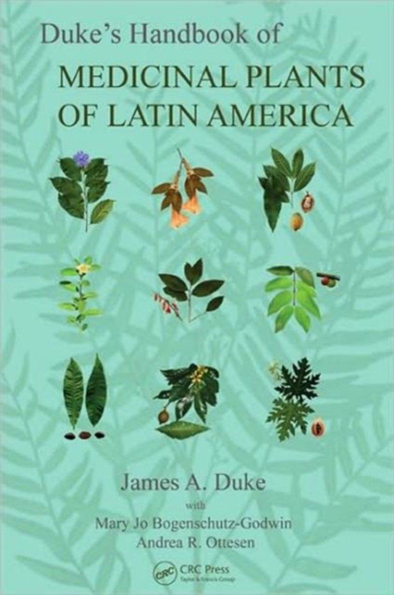 bol.com | Duke's Handbook of Medicinal Plants of Latin America |  9781420043167 | James A. Duke |.
