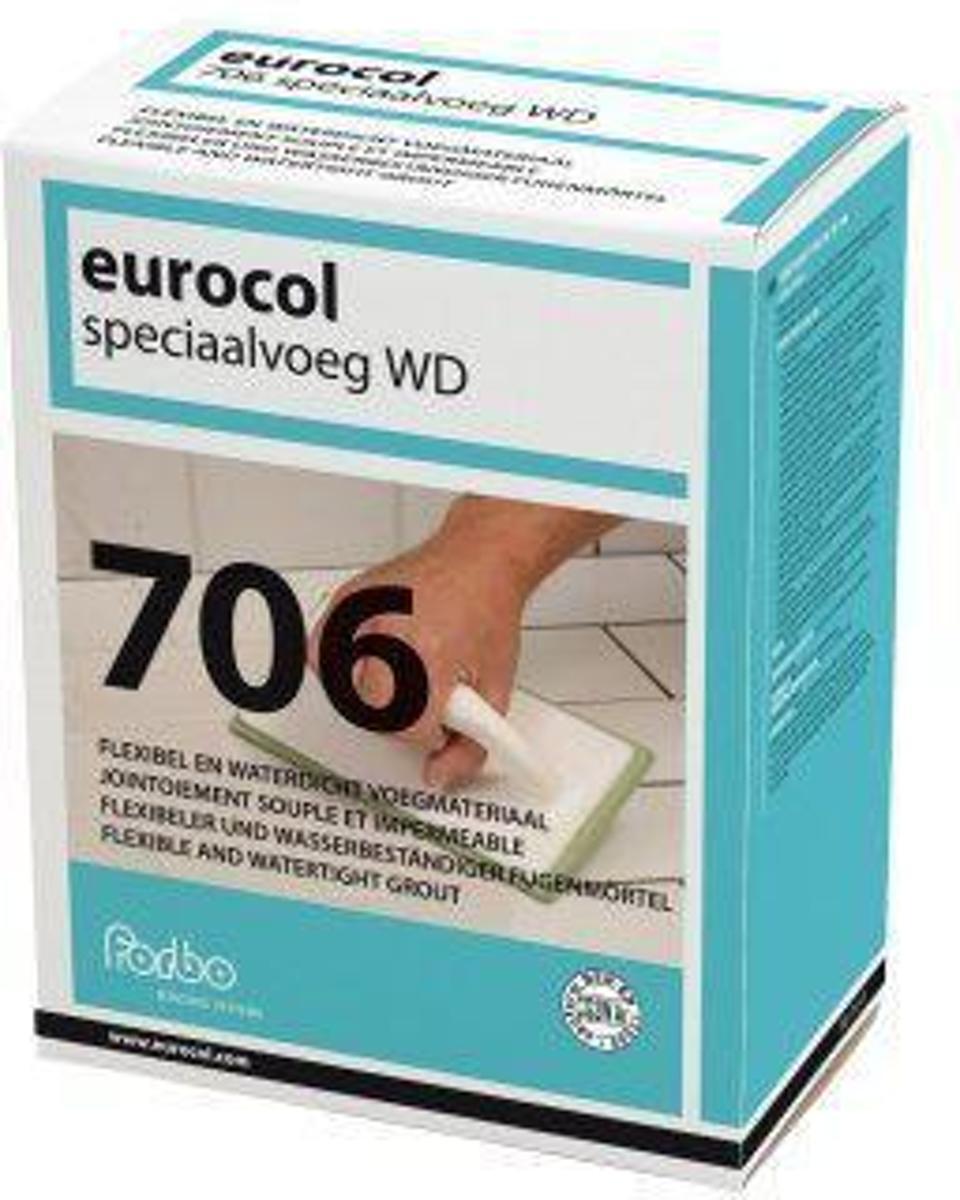 Eurocol 706 Speciaalvoeg WD jasmin pak 5 kg kopen