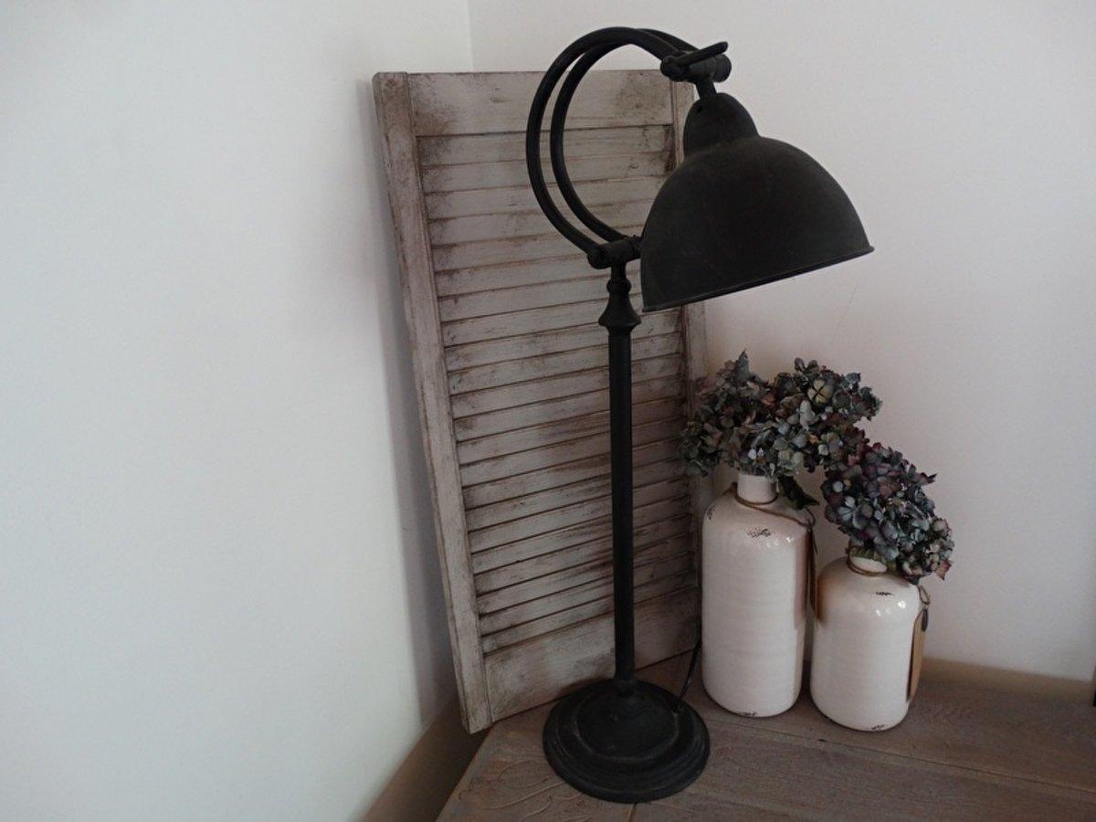 21x Bureaulamp Inspiratie : Bol.com bureaulamp metaal zwart