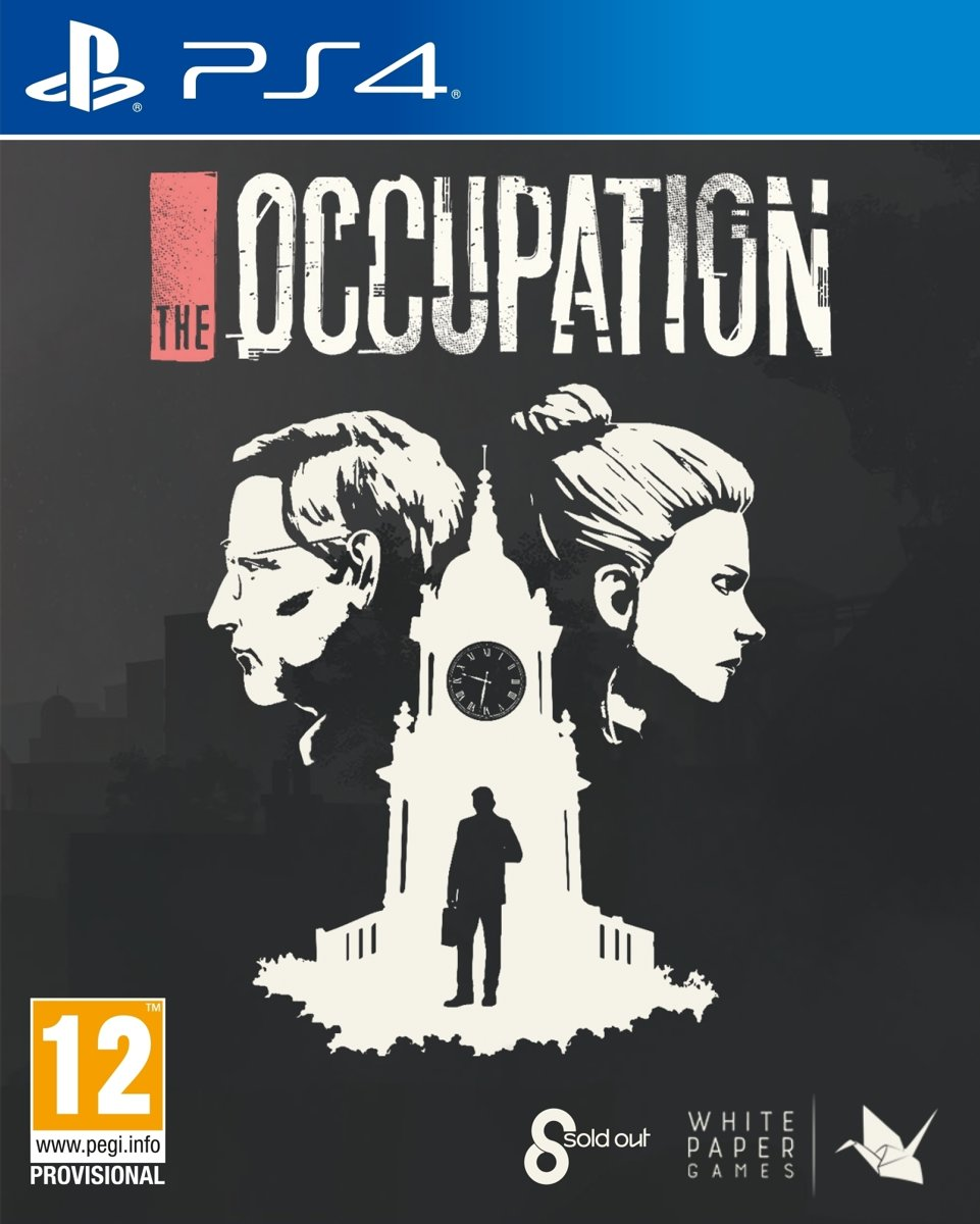 The Occupation PlayStation 4