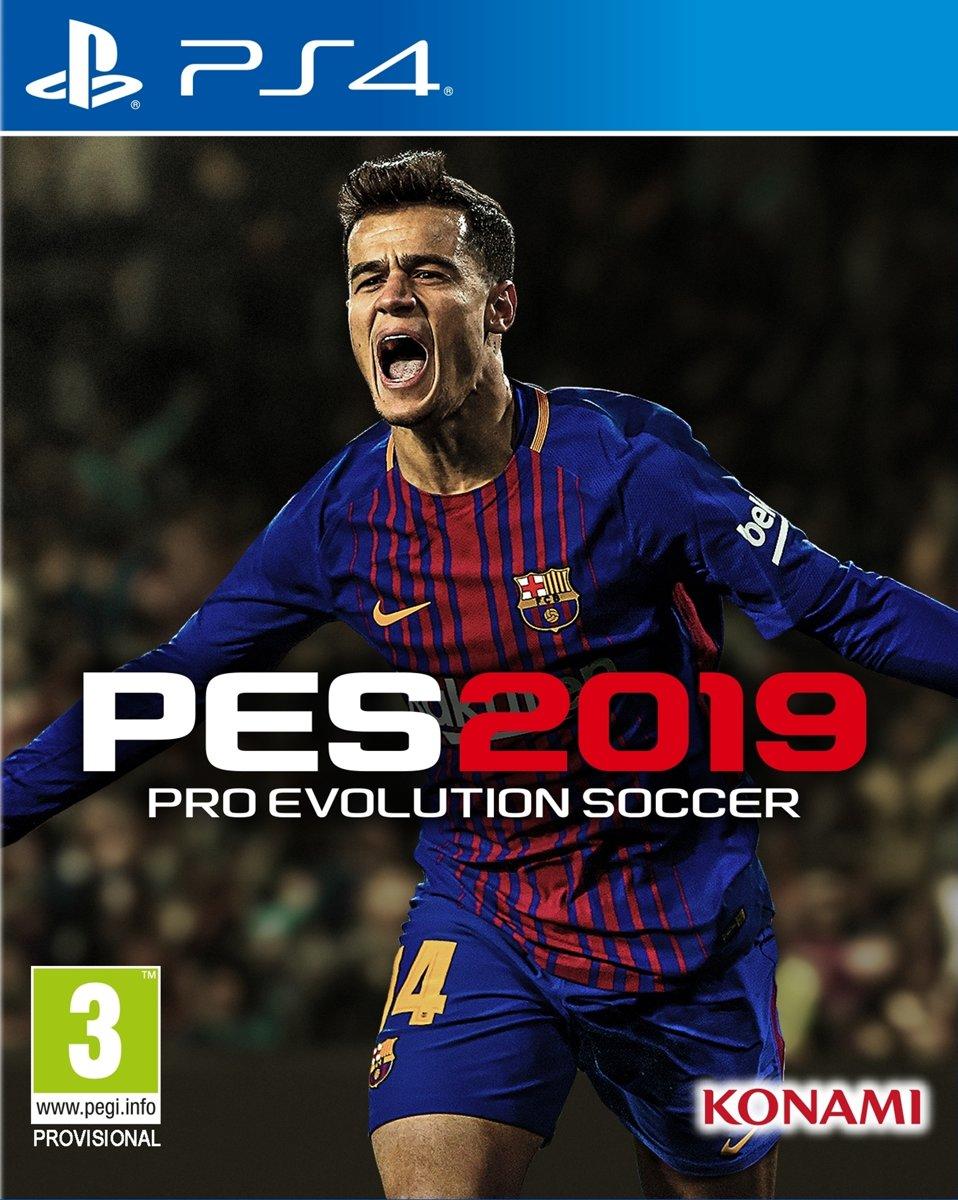 Pro Evolution Soccer 2019 PES PlayStation 4