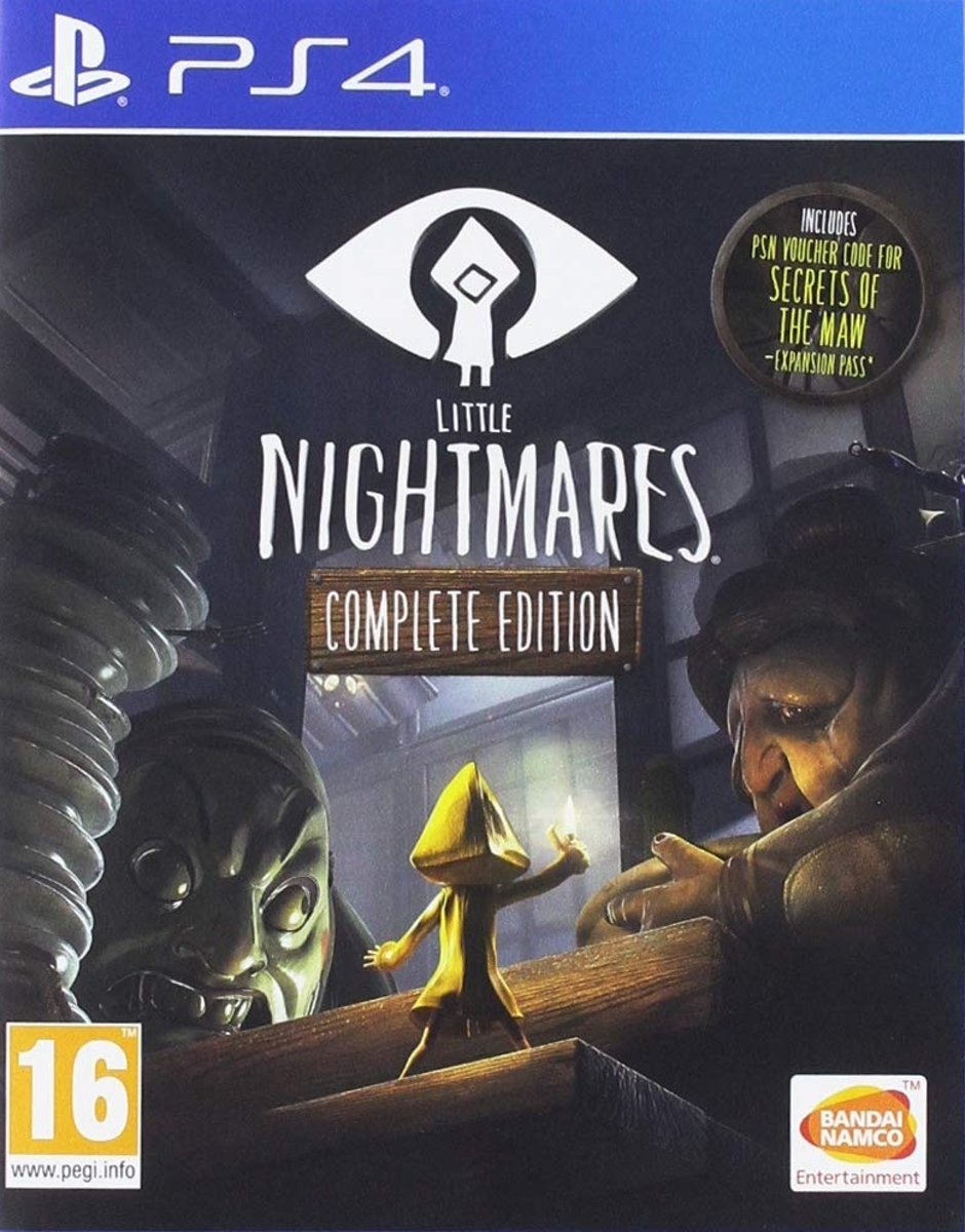 Little Nightmares Complete Edition PlayStation 4