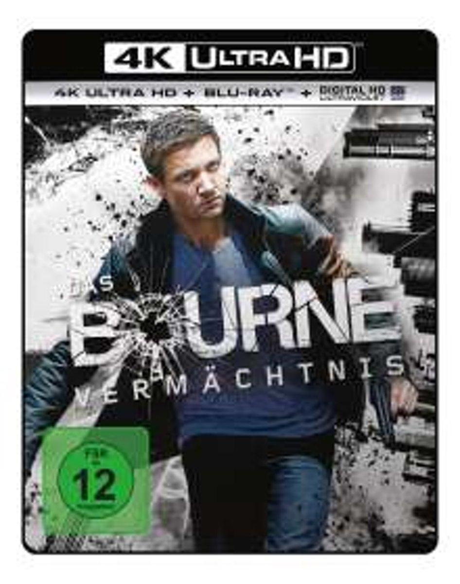 The Bourne Legacy (2012) (Ultra HD Blu-ray & Blu-ray)-
