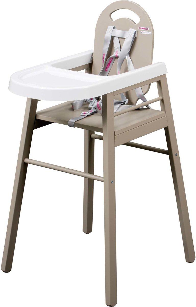 Combelle - Houten kinderstoel Lili - grijs