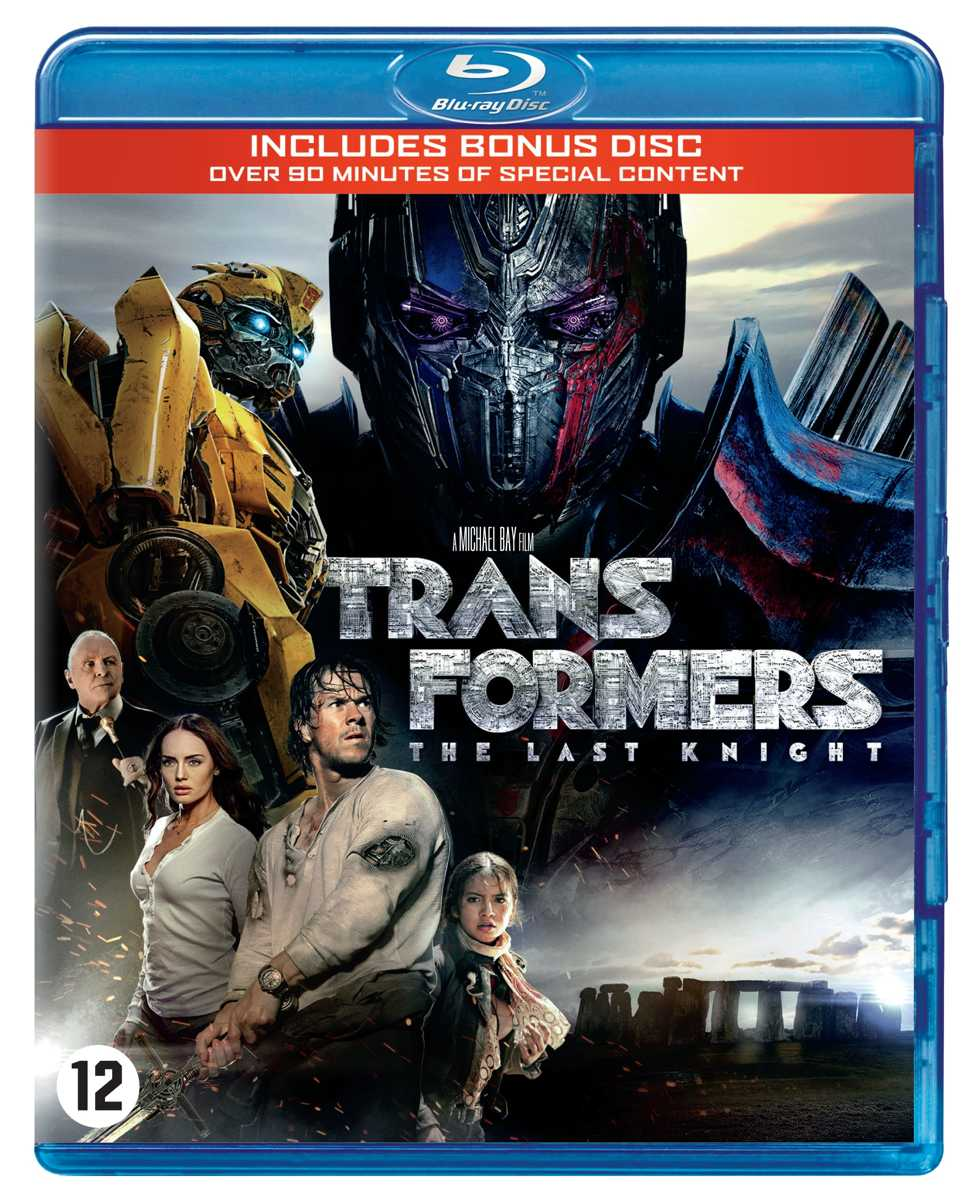 Transformers: The Last Knight | Blu-ray kopen
