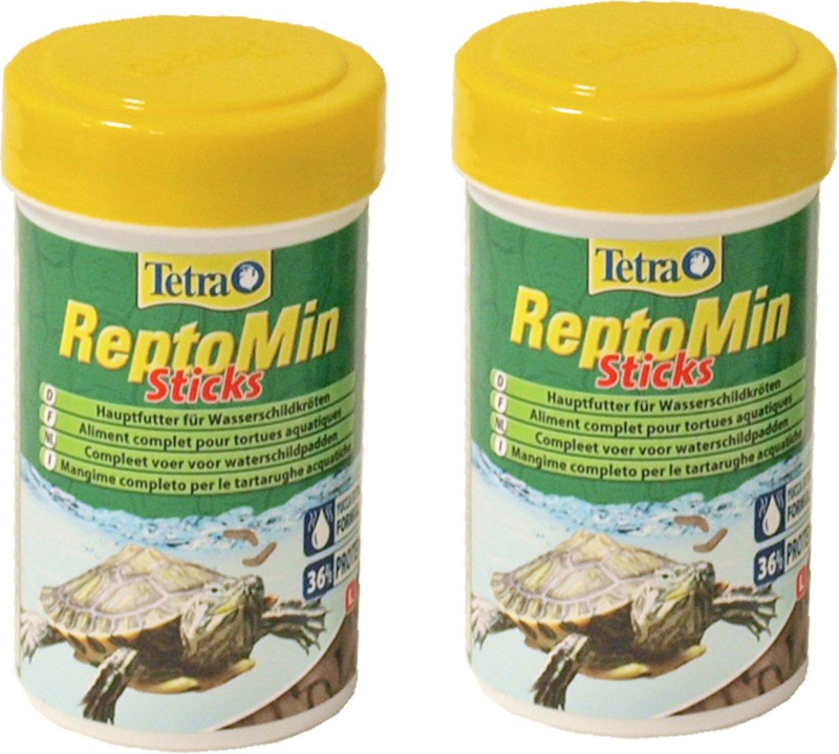 Tetra Reptomin voordeelverpakking 2 stuks  Schildpadvoer 100 ml