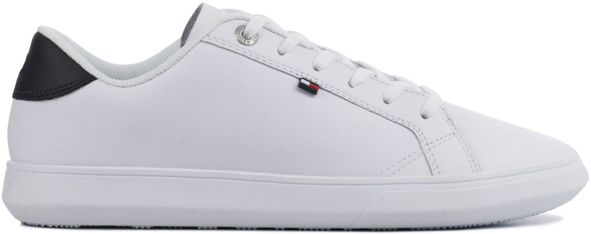 23d0e3492d0 bol.com | Tommy Hilfiger Mannen Sneakers - Essential cupsole - Wit - Maat 43
