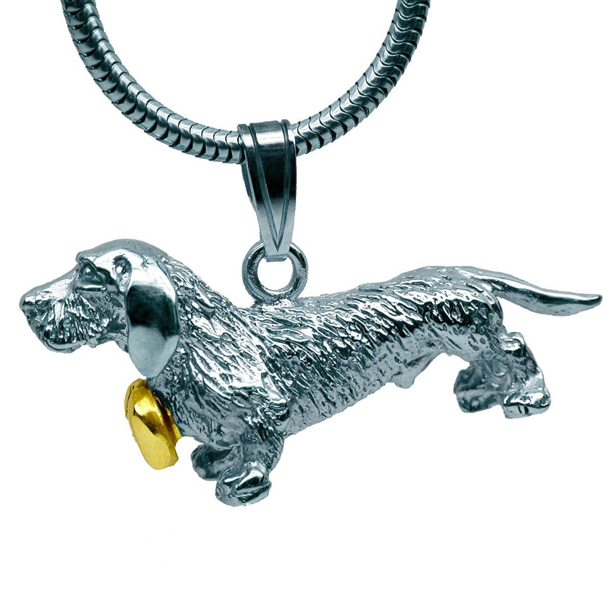 Urn - As hanger Hond COOLDOG™ ras .925 Zilver kopen