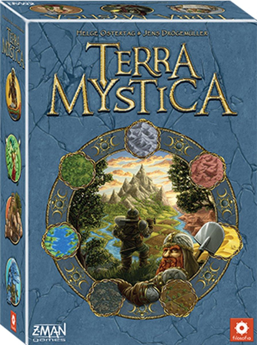 Terra Mystica - Engelstalig