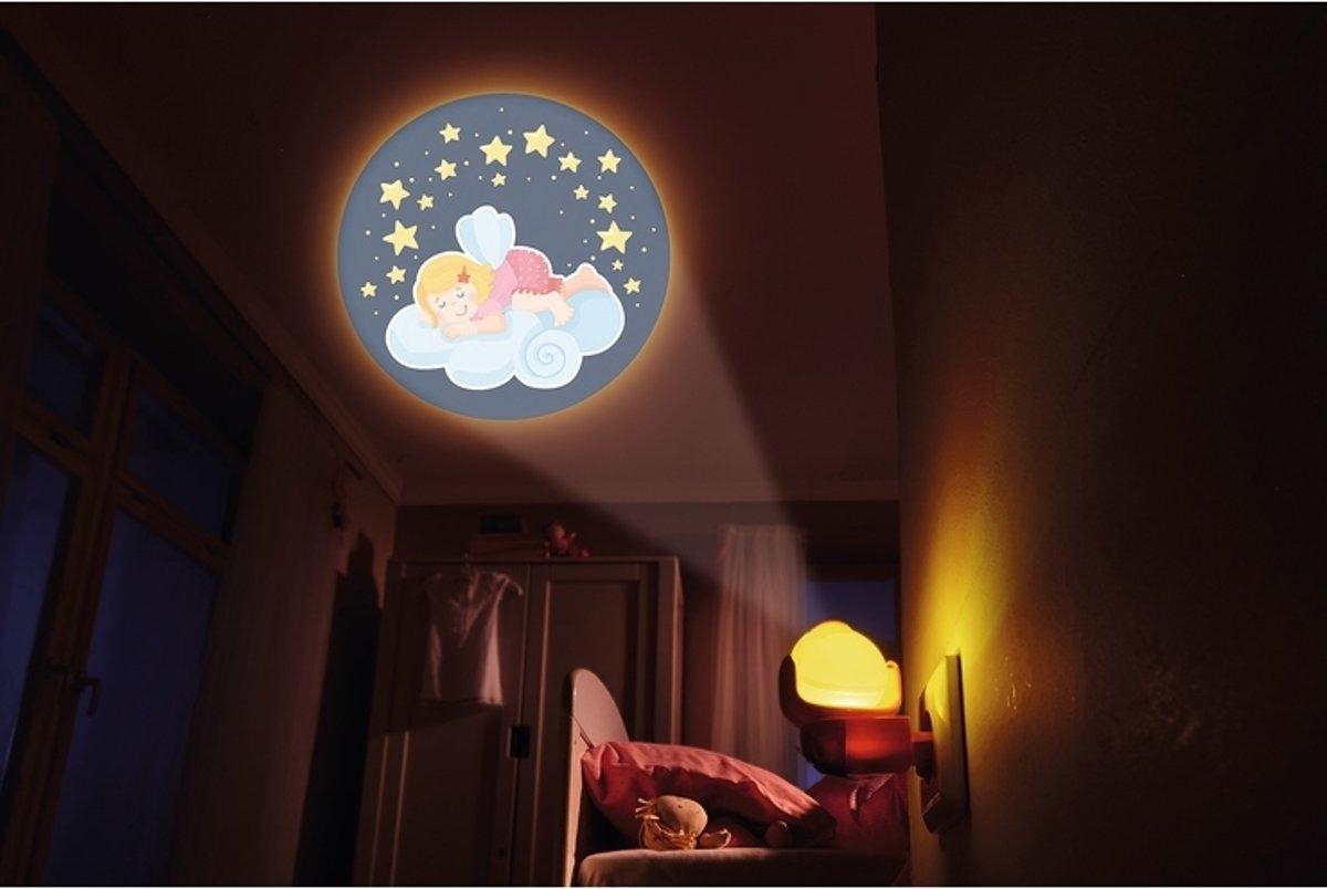 Licht Projector Kinderkamer : Bol.com haba nachtlampje slaapkamer feeëntuin