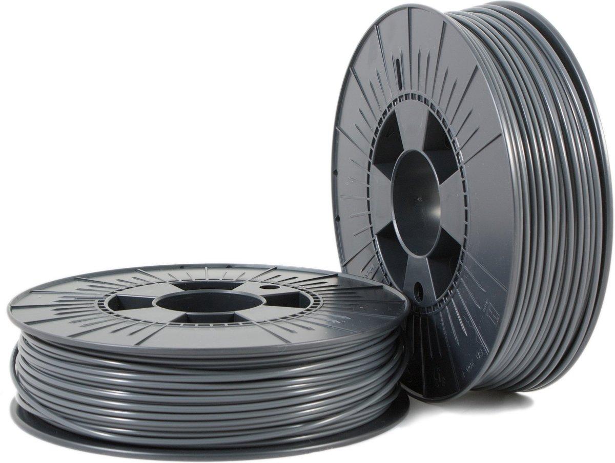 PLA 2,85mm iron grey ca. RAL 7011 0,75kg - 3D Filament Supplies
