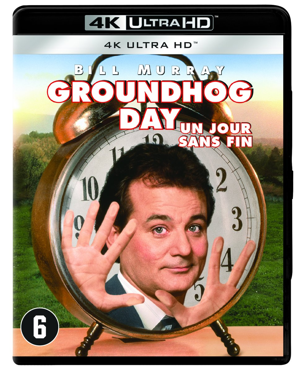 Groundhog Day (4K Ultra HD Blu-ray)-