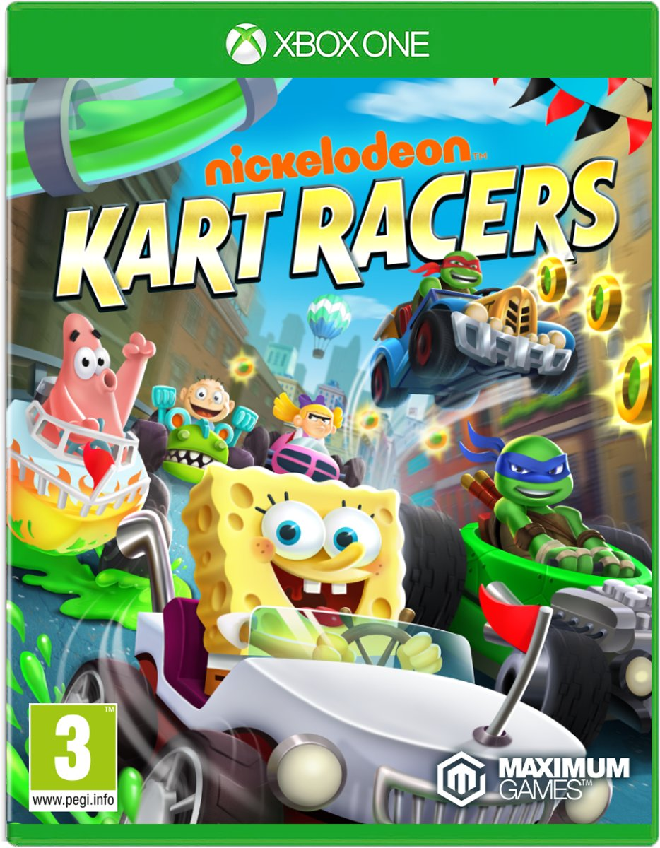 Nickelodeon Kart Racers Xbox One
