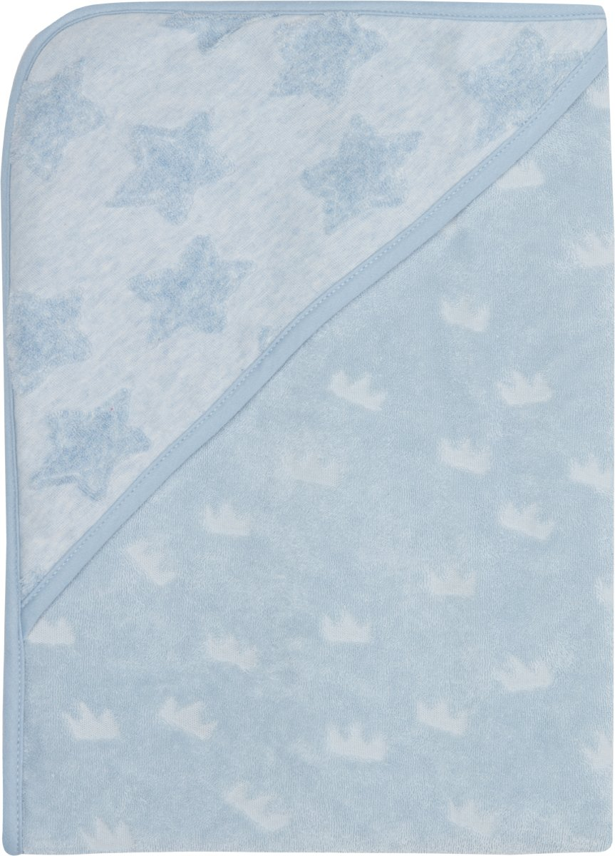 bébé-jou - Badcape Fabulous - Frosted Blue