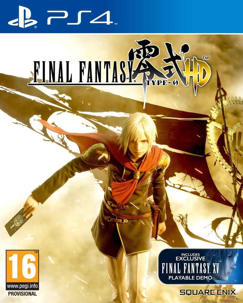 Final Fantasy Type-0 HD - PS4 kopen
