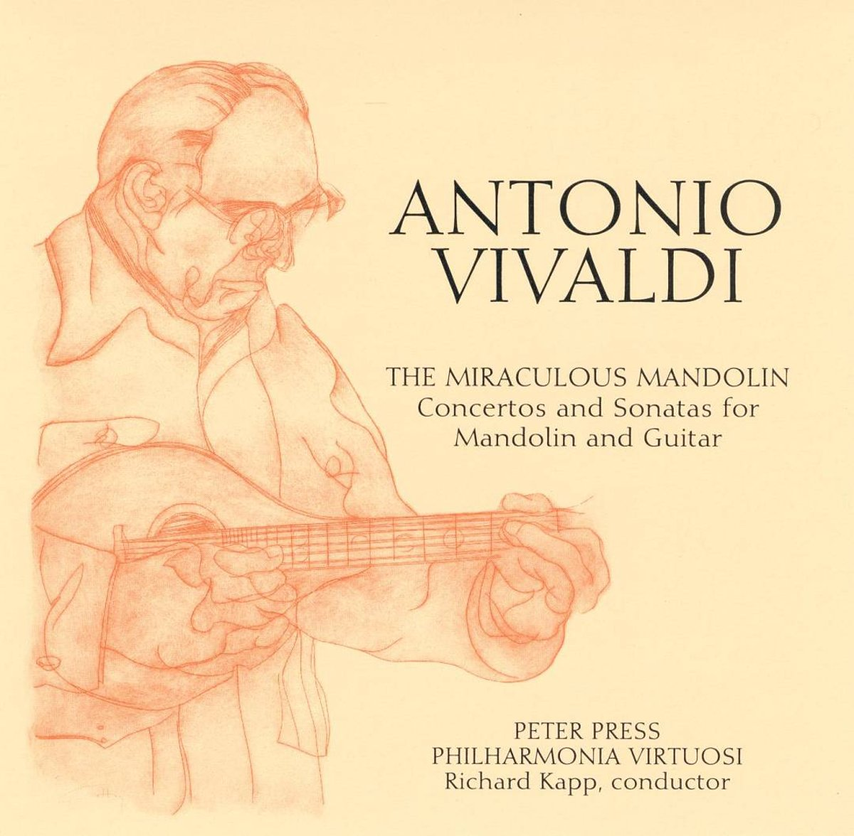 bol com | The Miraculous Mandolin - Vivaldi: Concertos and Sonatas