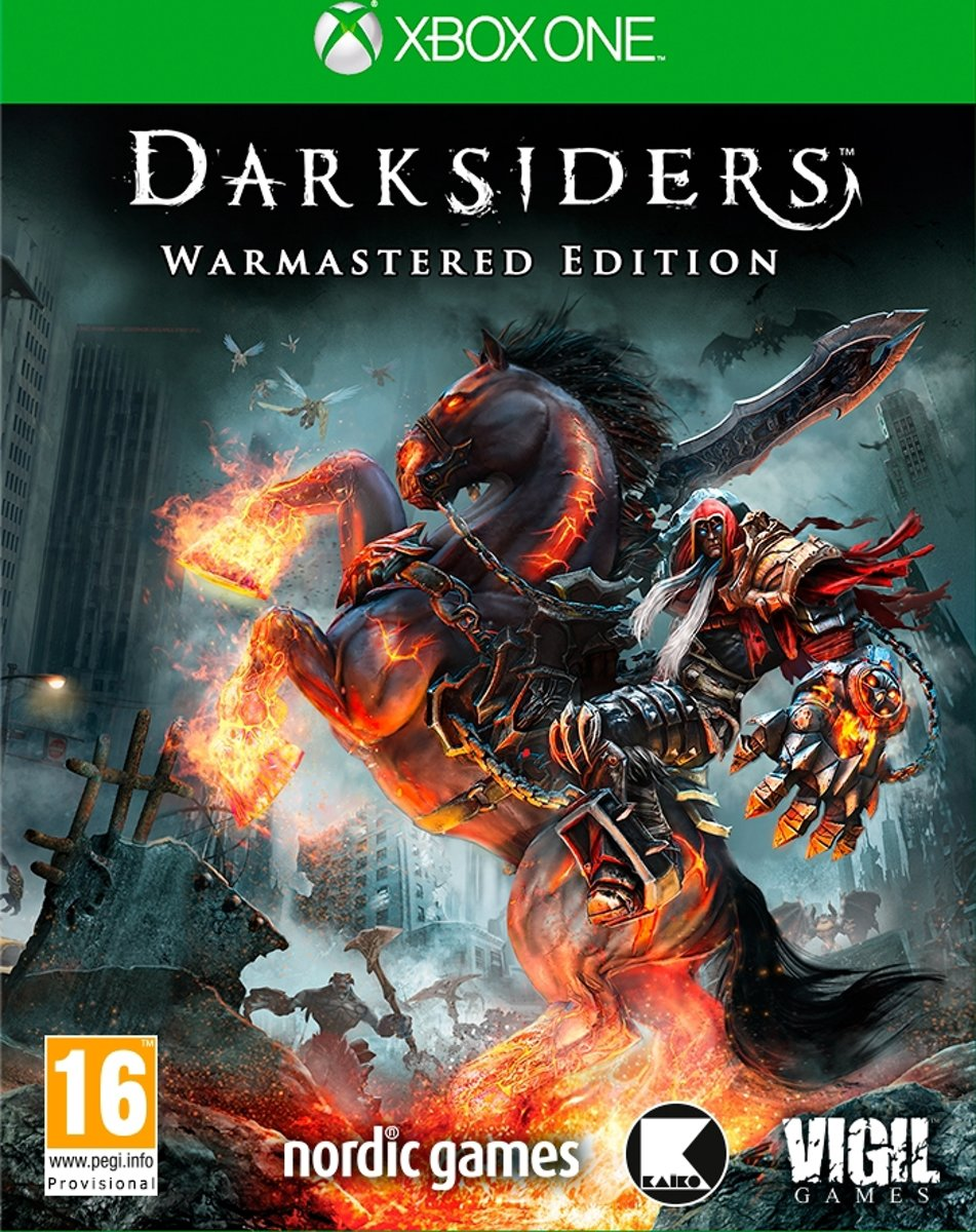 "Darksiders ""Warmastered Edition"" Xbox One"