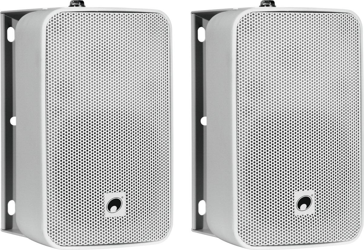OMNITRONIC ODP-204T Installation Speaker 100V wit 2x kopen