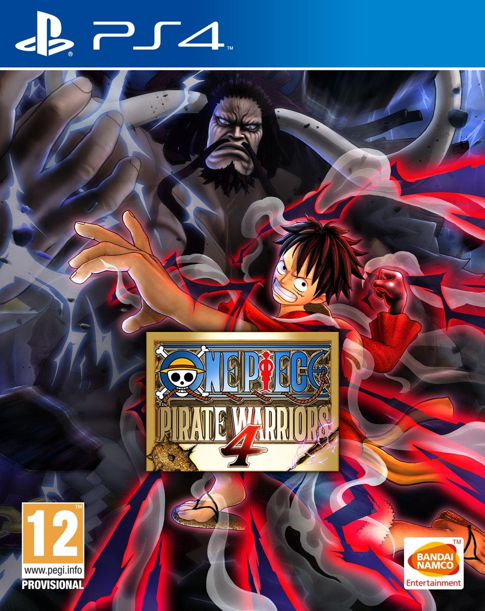 One Piece: Pirate Warriors 4 (PS4) kopen