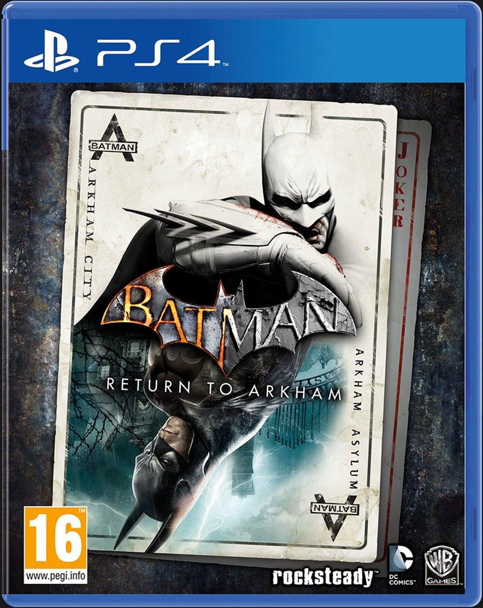 Batman: Return to Arkham (Ps4) kopen