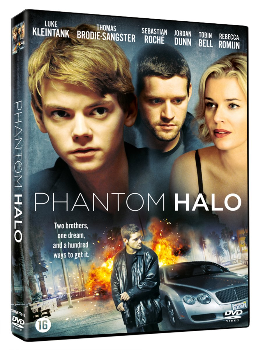 Phantom Halo (2014) English 720P Untouched Bluray x264 DTS 5 1 - 4 3GB With Sample