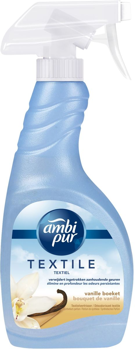Ambi Pur Vanilla Harmony - 500 ml - Textielverfrisser kopen