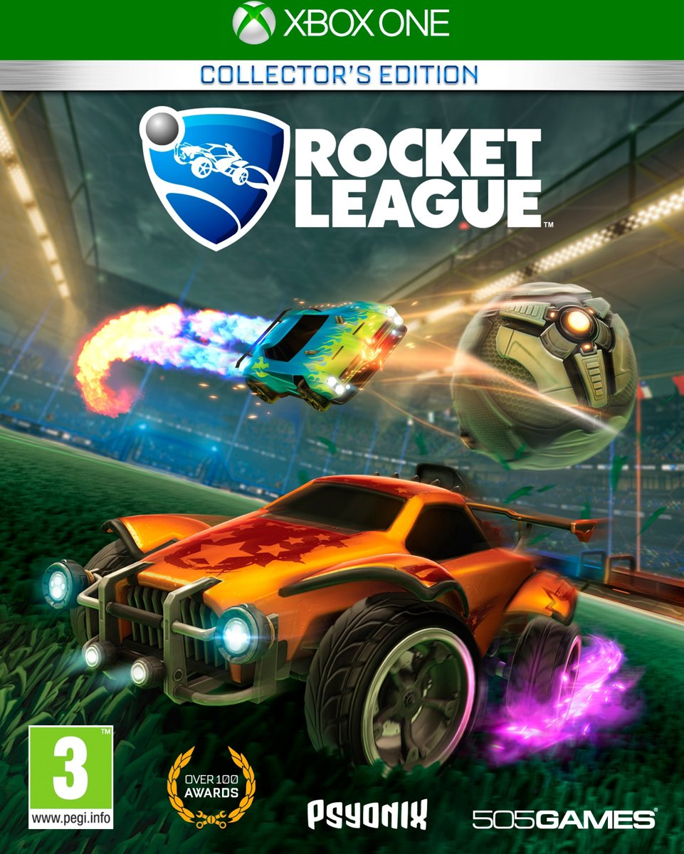 Rocket League - Collectors Edition Xbox One