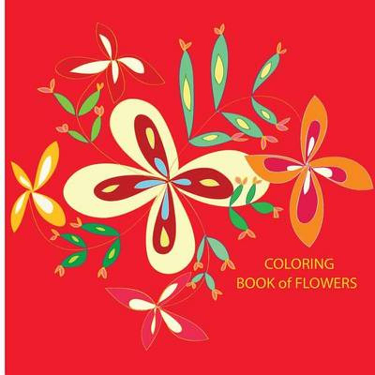 bol.com | Coloring Book of Flowers, Orna | 9781530860258 | Boeken