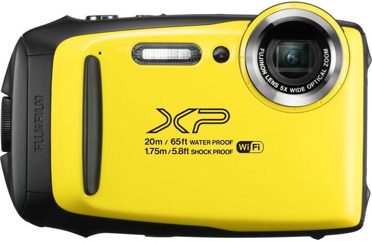 Fujifilm FinePix XP130 geel kopen