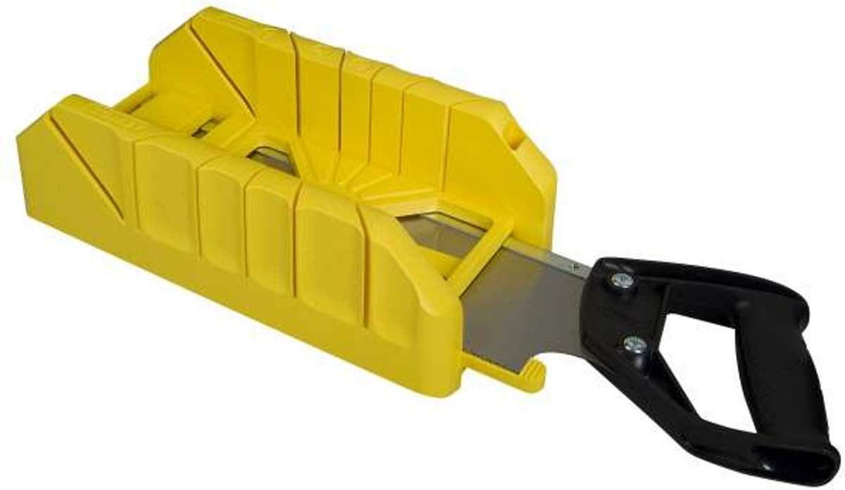 Stanley Verstekbak Kunststof met Kapzaag L350mm/B143mm/H95mm 1-19-800 kopen
