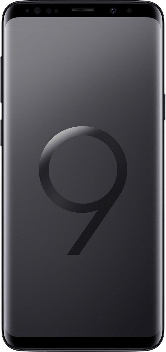Samsung Galaxy S9+ - 64GB - Dual Sim - Midnight Black (Zwart) kopen
