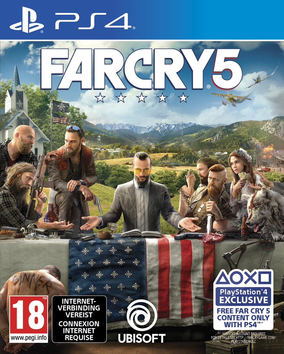 Far Cry 5 PlayStation 4