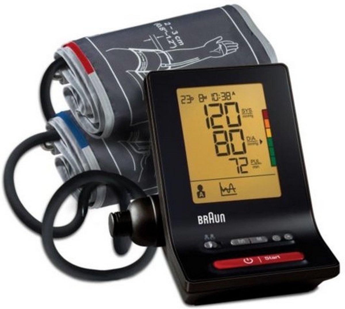 Braun BP6200PHEMEA - Bloeddrukmeter