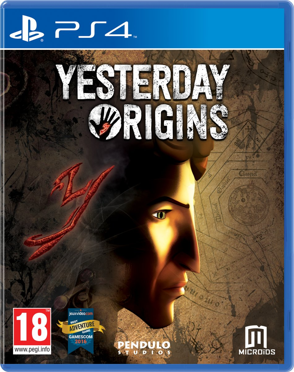 Yesterday Origins PlayStation 4