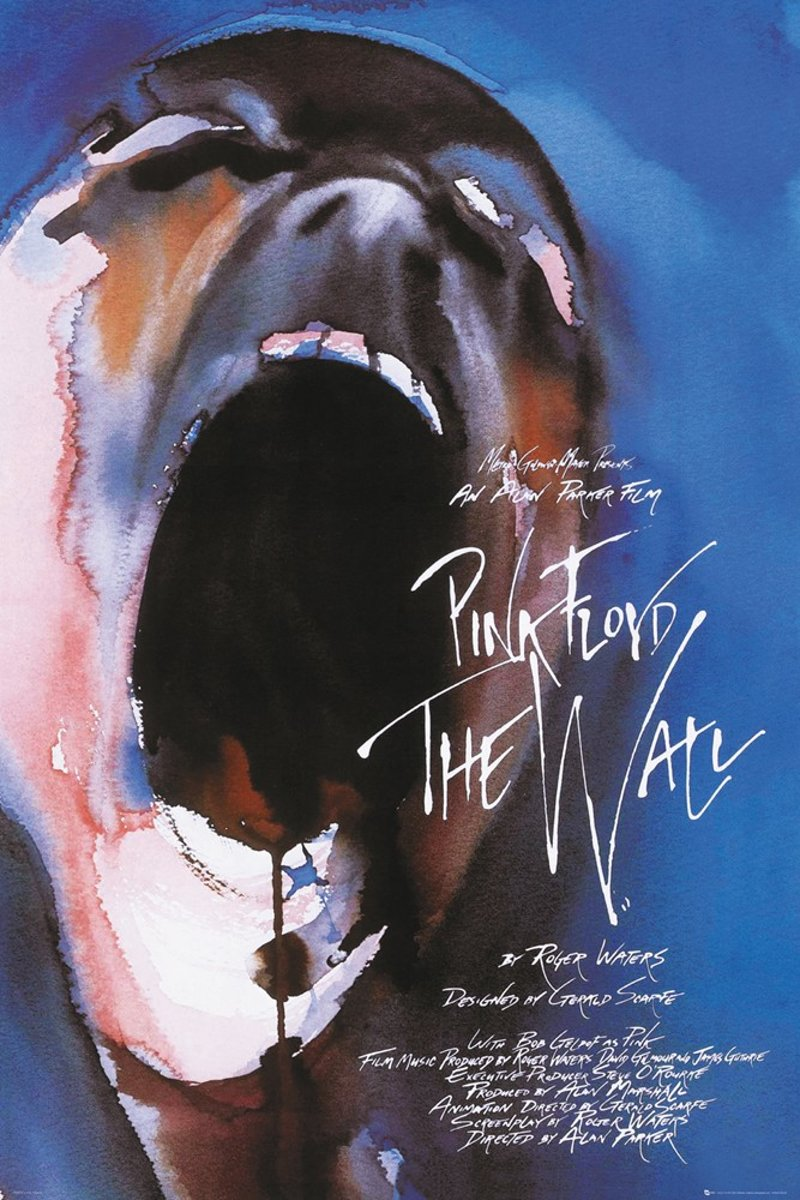 Poster Pink Floyd The Wall film 61x91.5cm. kopen