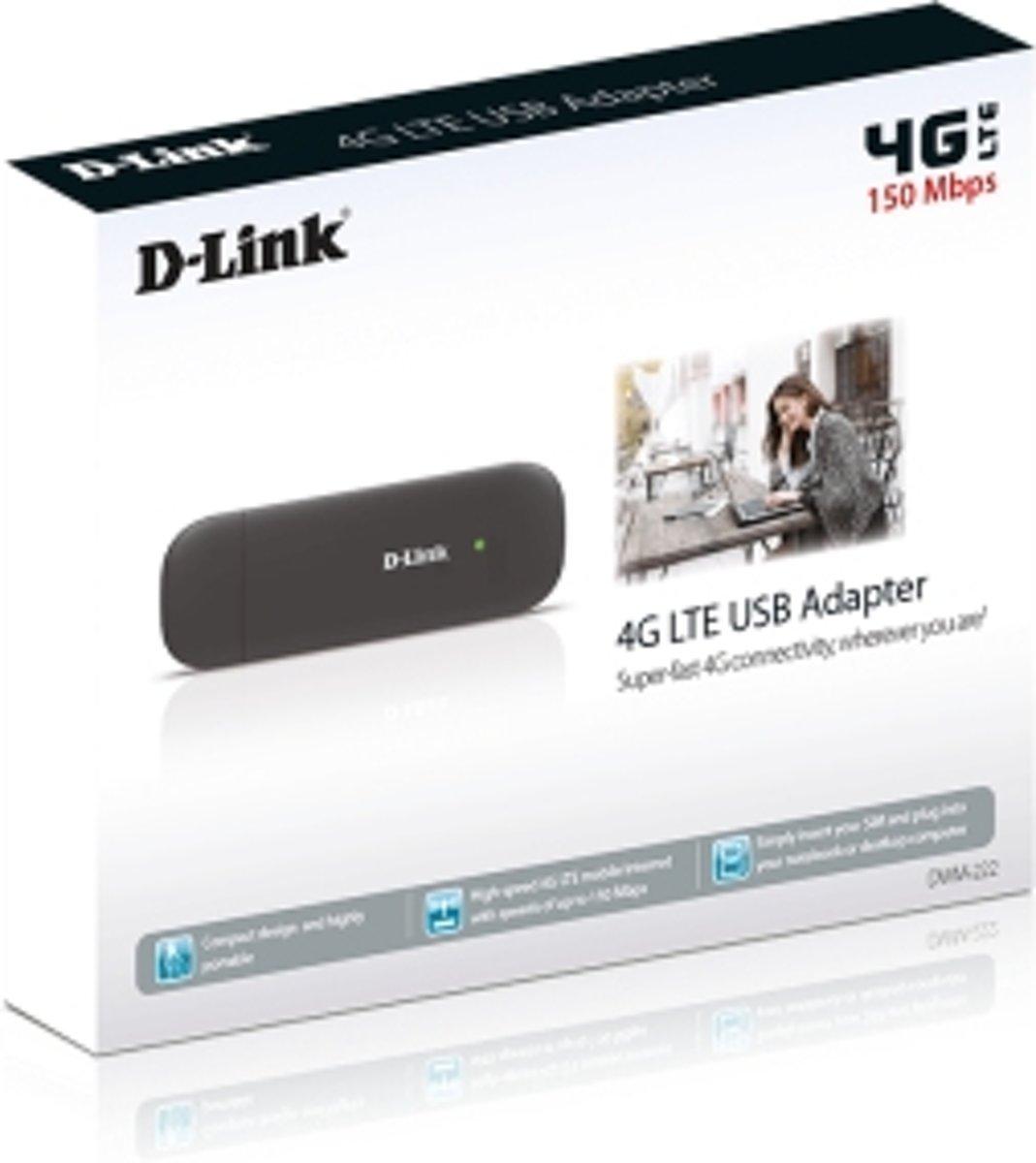 D Link Dwm 222 Mobiele Router Gateway Modem Cellular Network Modem