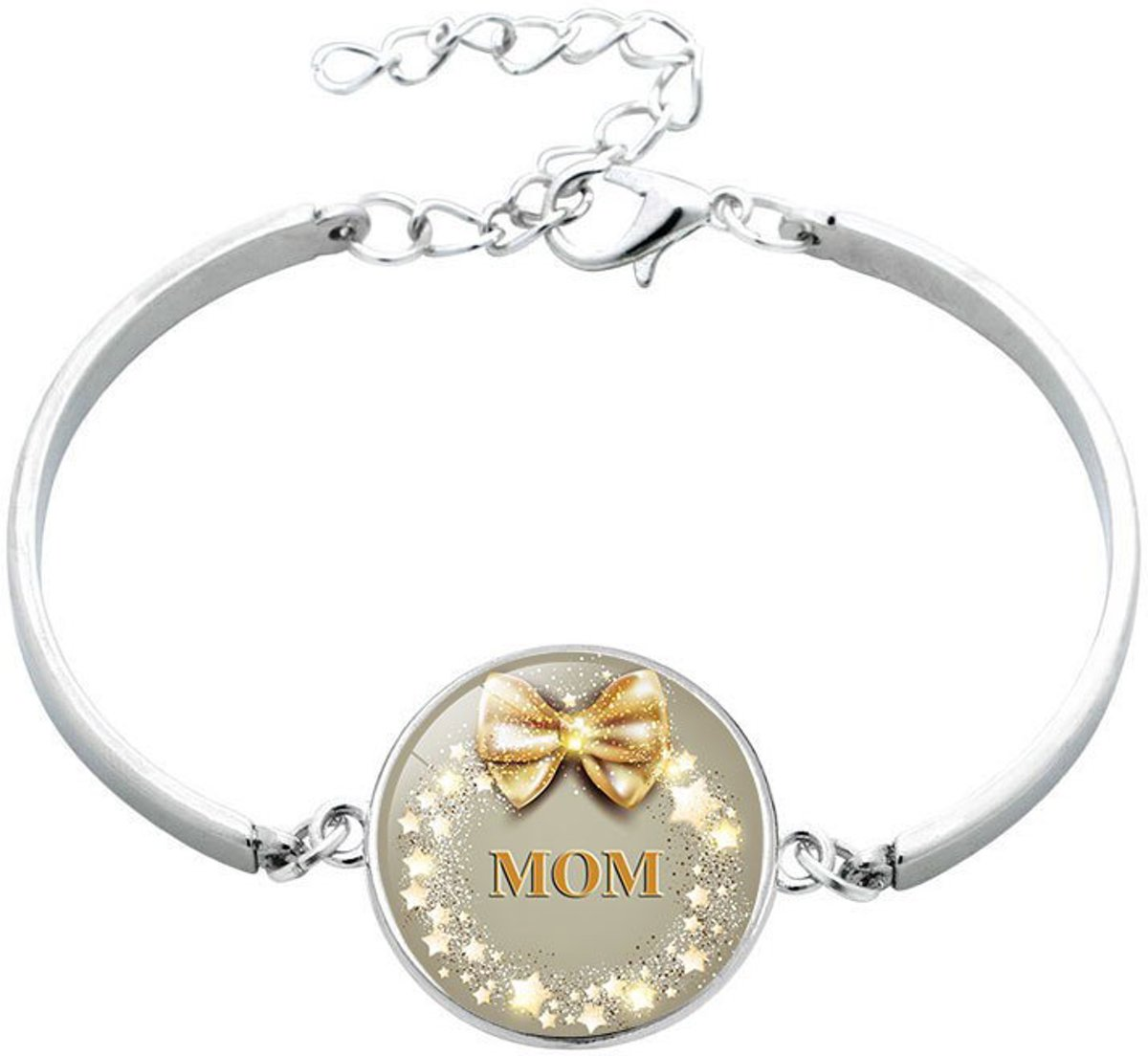 Mama armband - mom - valentijnscadeau - moederdag cadeau - mama geschenk - verjaardagscadeau moeder kopen