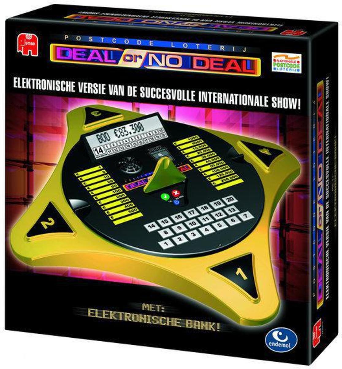 Deal or No Deal Elektronische Tabletop