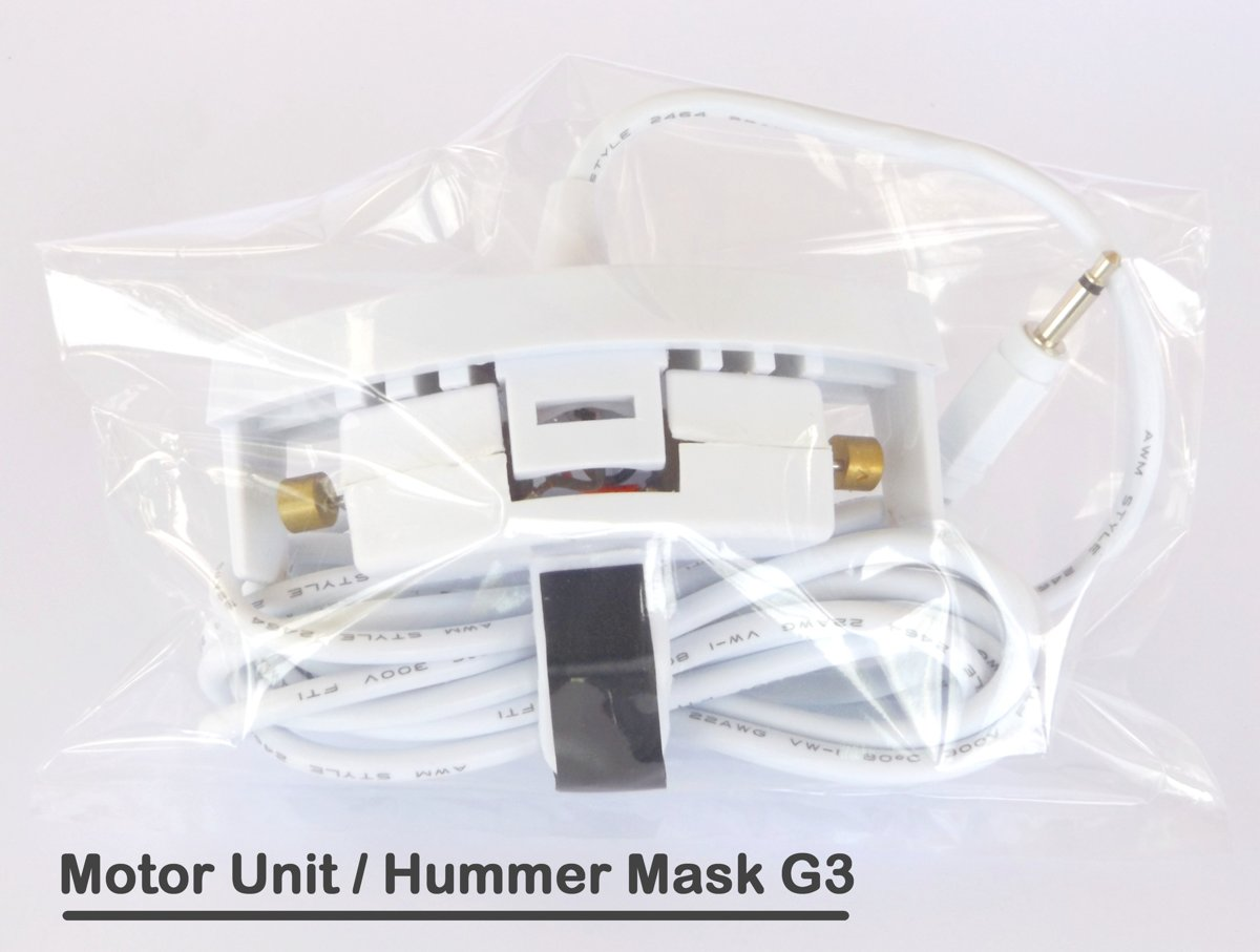 Foto van The Humming Mask - Reserve motor - home use
