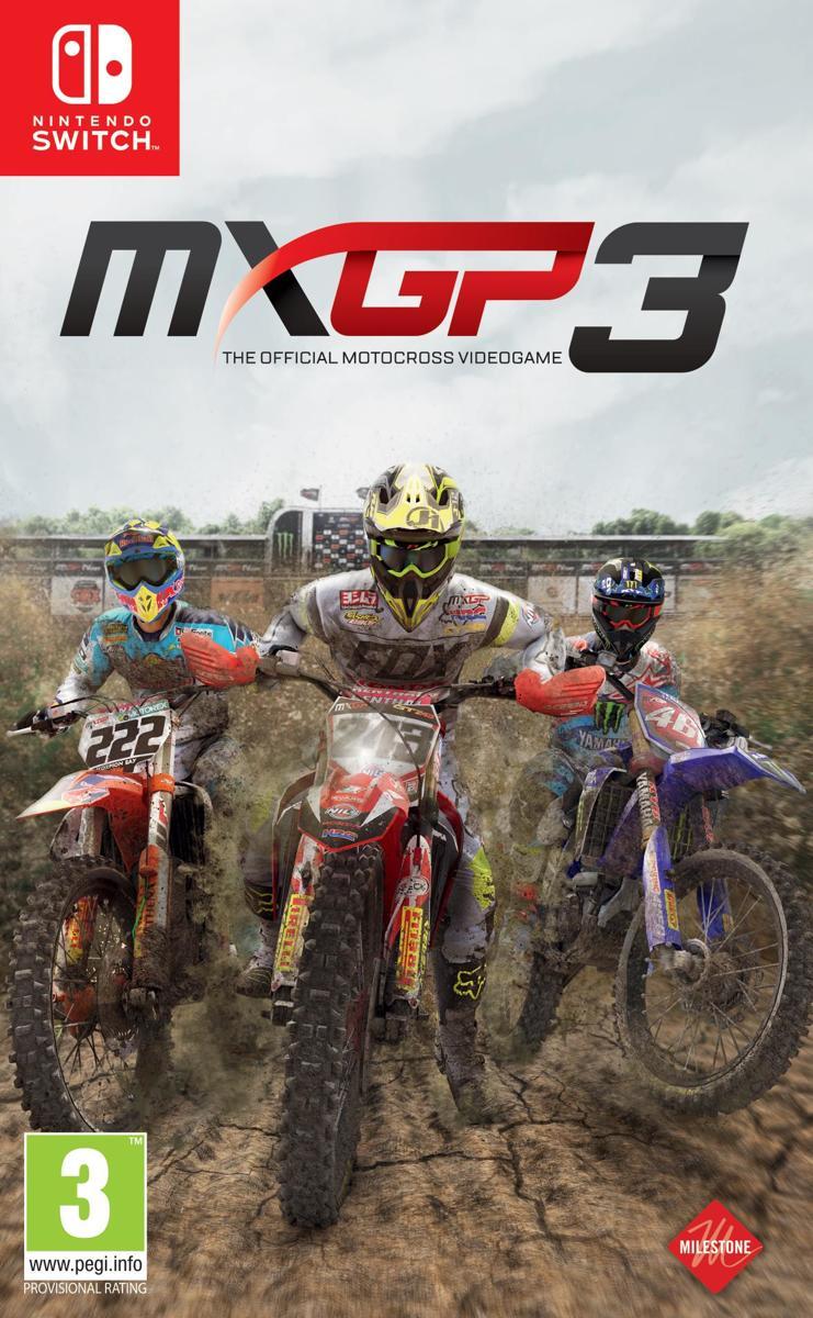 MXGP 3 Switch