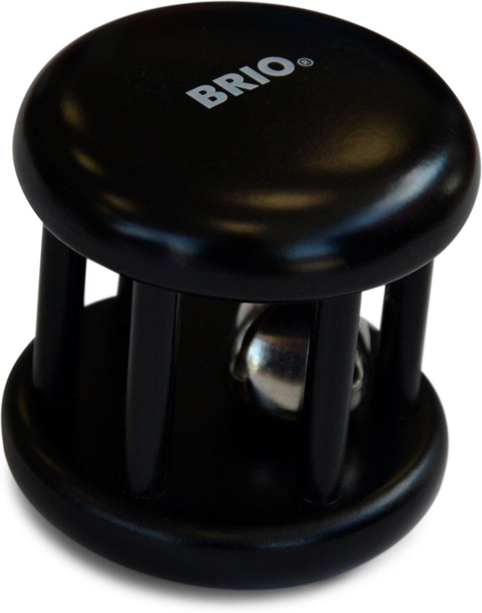 Baby rammelaar - Brio - Zwart