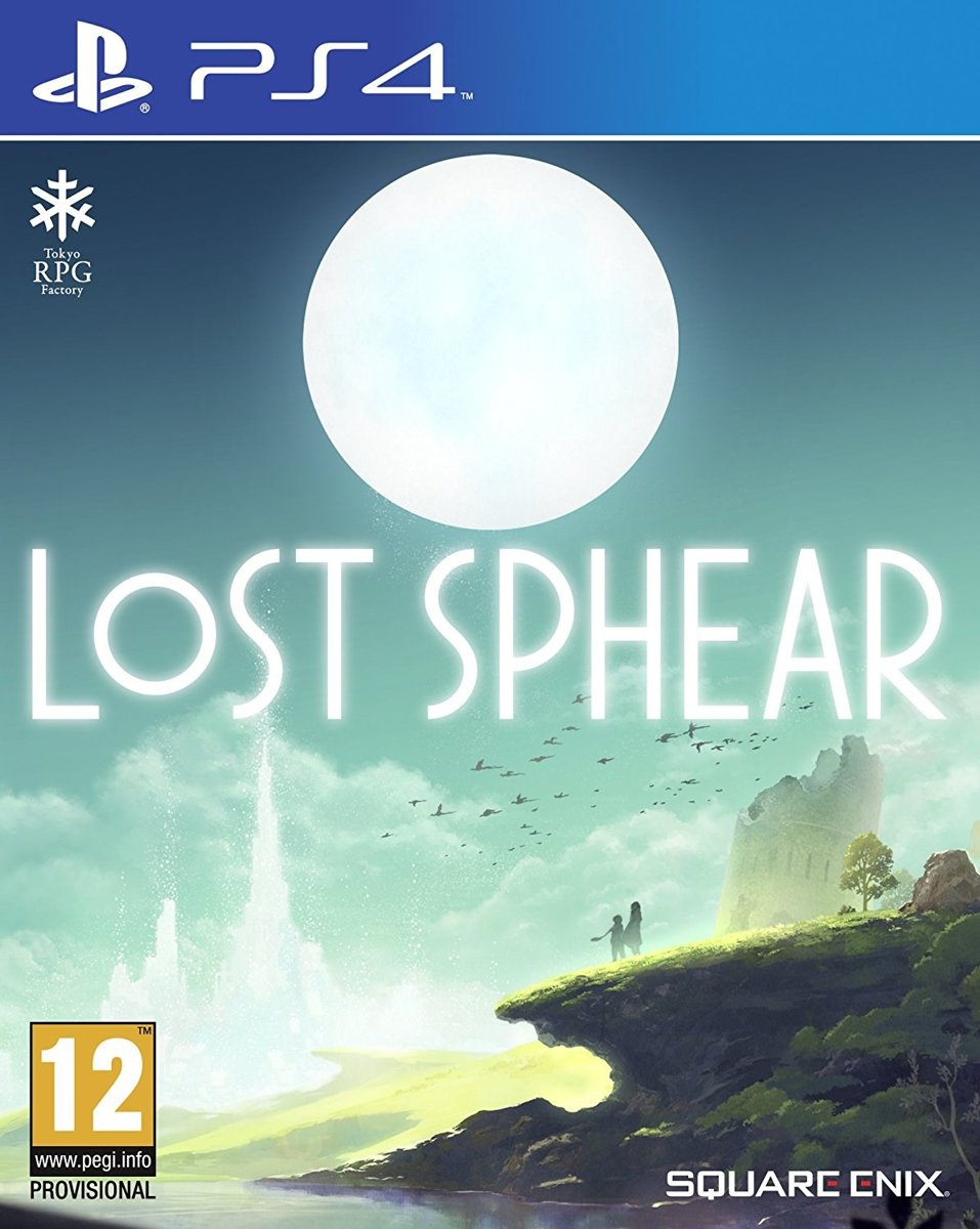 Lost Sphear PlayStation 4
